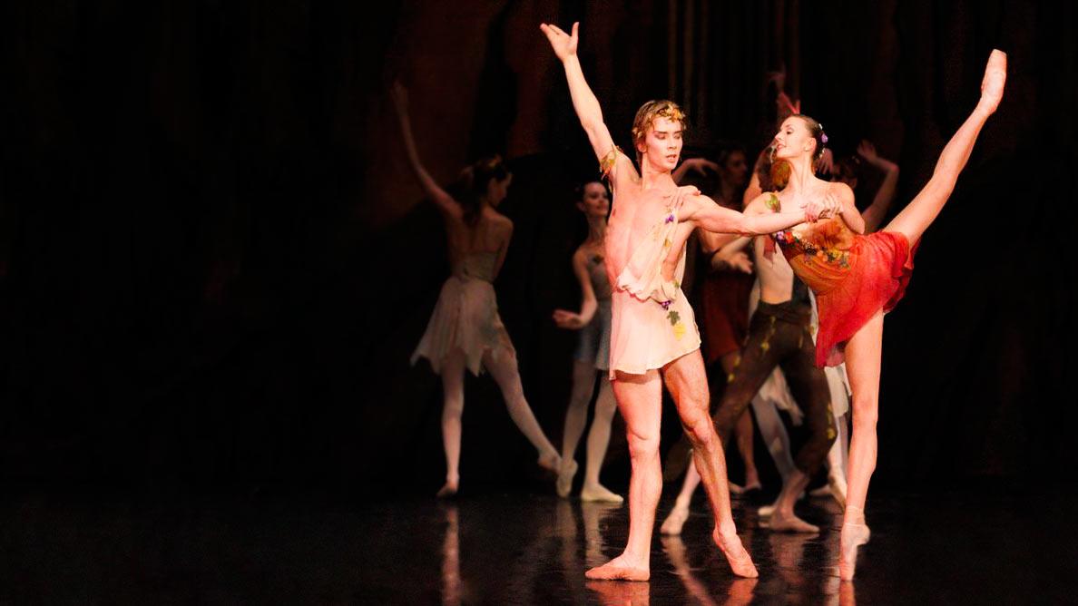 Вальпургиева ночь Русский балет