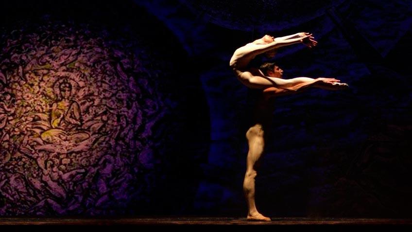 Кармина-Бурана балет